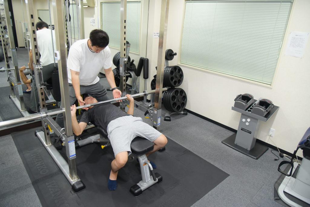 3c fitnessの画像