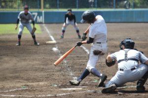 野球 速球